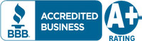 Reece Flooring in Shawnee is a proud A+ rated member of the Better Business Bureau